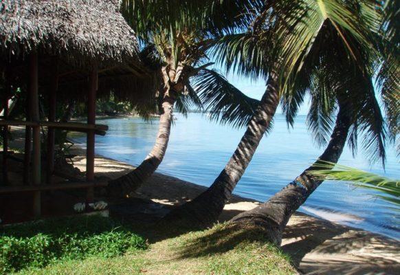Vue de mer Lakana Hotel