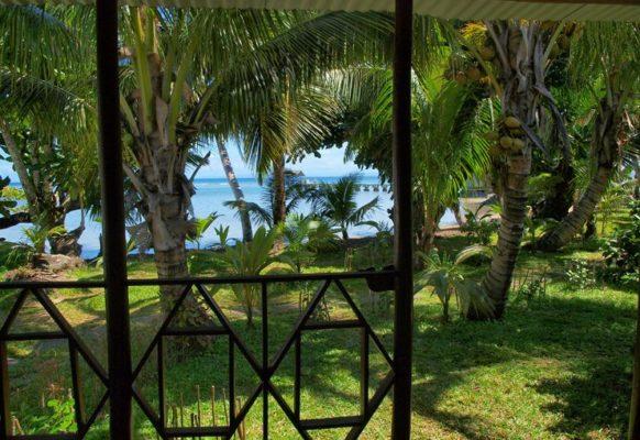 Jardin extérieur Lakana Hotel