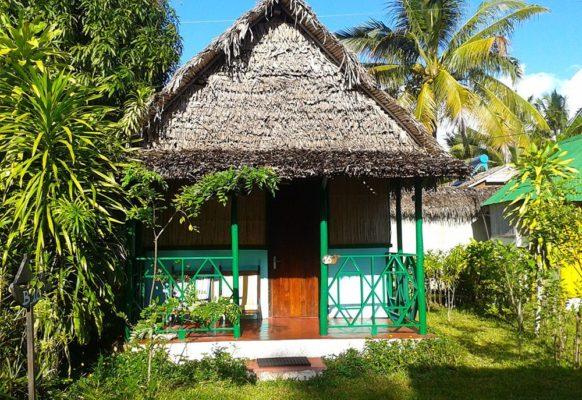 Extérieur bungalow familiale