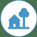 icone jardin