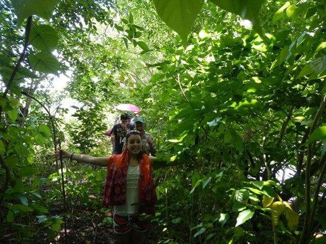 Excursion trekking autour de l'île Sainte Marie