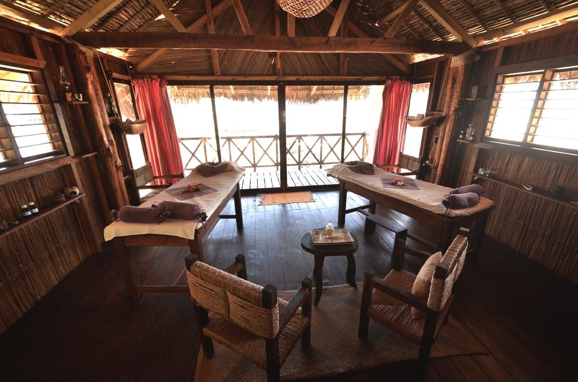 Salon de massage Lakana Hôtel