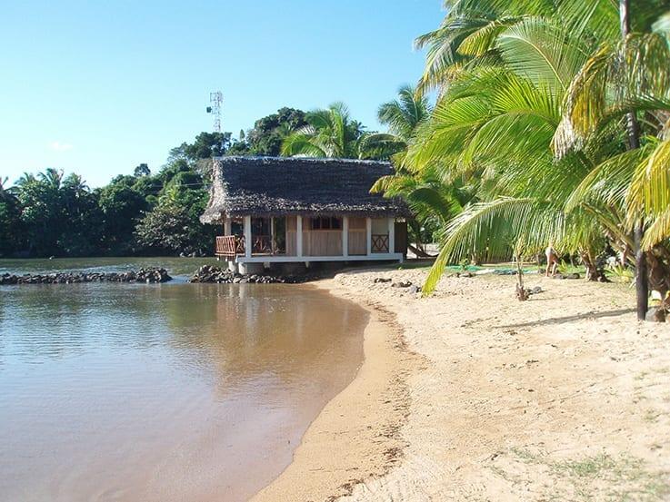 Hotel Lakana Sainte Marie Madagascar